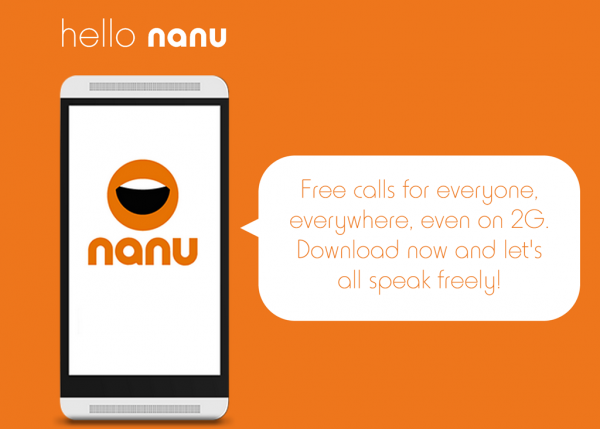 best app for group video call (NAnu App)