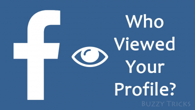 Facebook Profile View Notification