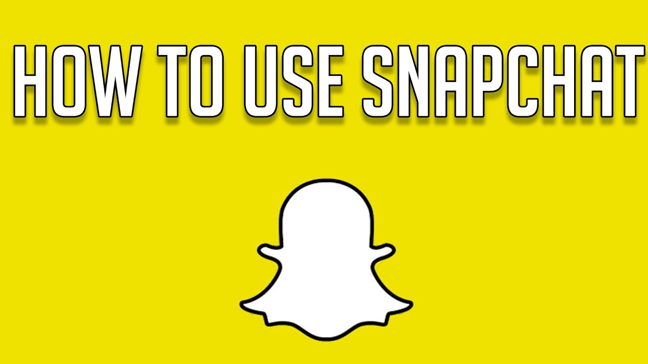 how to use Snapchat